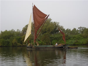 image of boat on water